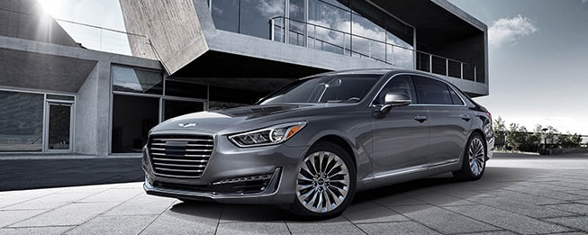 New 2017 Genesis G90 for sale in Wilmington NC