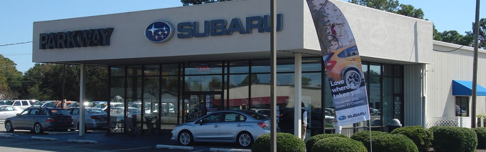 new subaru used car dealer parkway subaru dealership in wilmington nc serving jacksonville. Black Bedroom Furniture Sets. Home Design Ideas