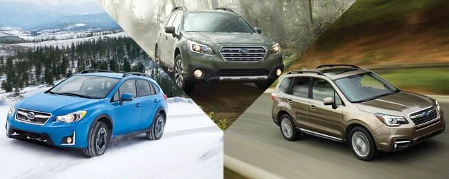 Subaru SUVs for Sale in Wilmington NC