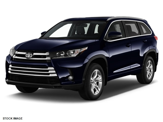 New 2017 Toyota Highlander SUV Englewood Cliffs