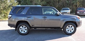 Used Toyota 4Runner in Wilmington NC