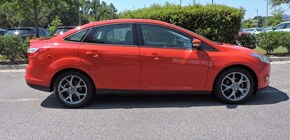 Used Ford Focus in Wilmington NC
