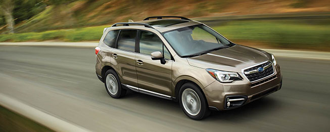 New 2017 Subaru Forester for sale in Wilmington NC