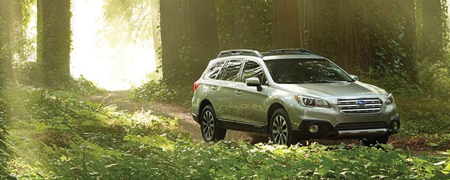 New 2017 Subaru Outback for sale in Wilmington NC