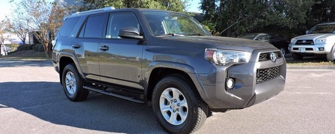 used toyota 4runner for sale parkway of wilmington wilmington nc. Black Bedroom Furniture Sets. Home Design Ideas