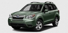 Used Subaru Forester Wilmington NC