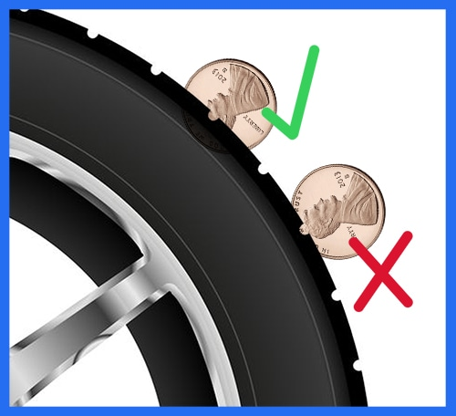 How To Check Your Tires  Parkway of Wilmington  Wilmington NC