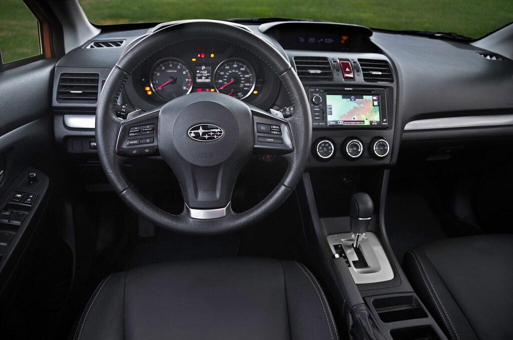 New 2015 subaru xv crosstrek near portland patriot - Subaru crosstrek interior lighting ...