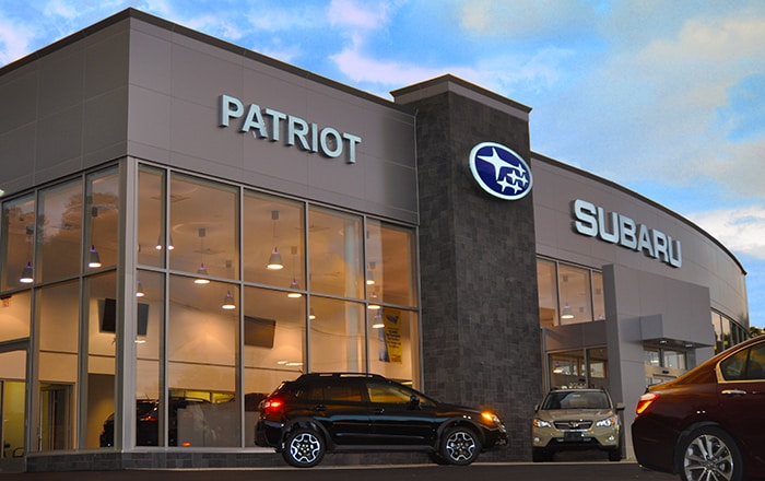 about patriot subaru new subaru and used car dealer. Black Bedroom Furniture Sets. Home Design Ideas