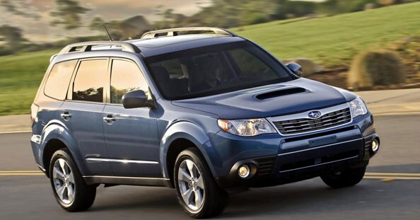 2010 Subaru Forster