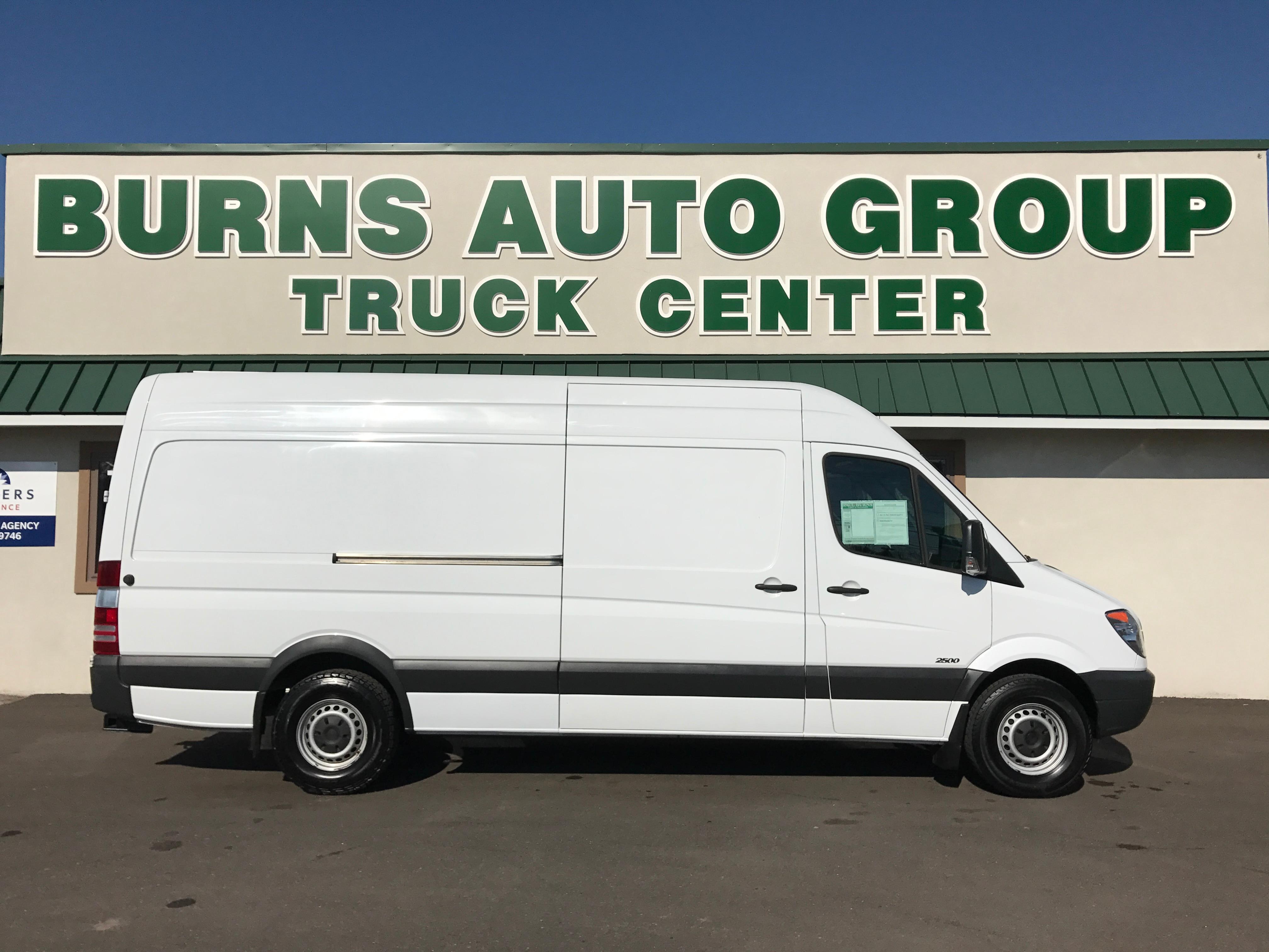 2013 Mercedes Sprinter 2500 Cargo Van
