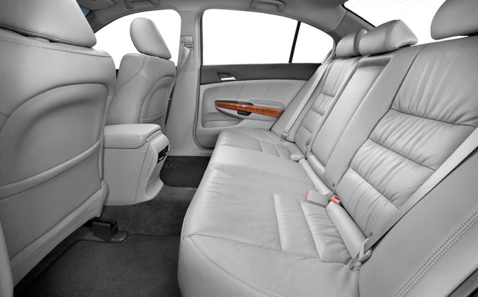 Leather Trimmed Seats