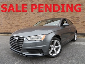 2015 Audi A3 1.8T S Tronic Premium Sedan with only 16,000 Miles