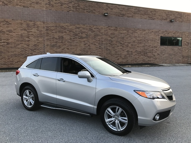 2014 Acura RDX AWD with Technology Package and Remote Engine Start SUV