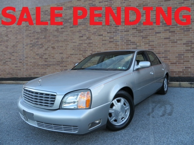 2005 Cadillac Deville Same Owner Since 2006 - Fully Serviced Sedan
