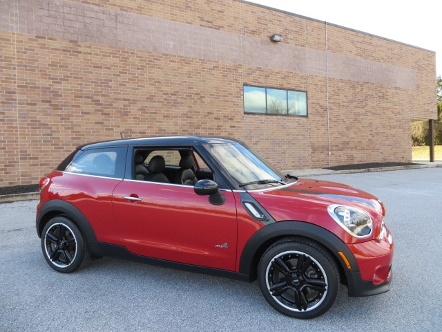 2013 MINI Paceman Cooper S ALL4 Navigation/Technology/Cold Weather Pkgs SUV