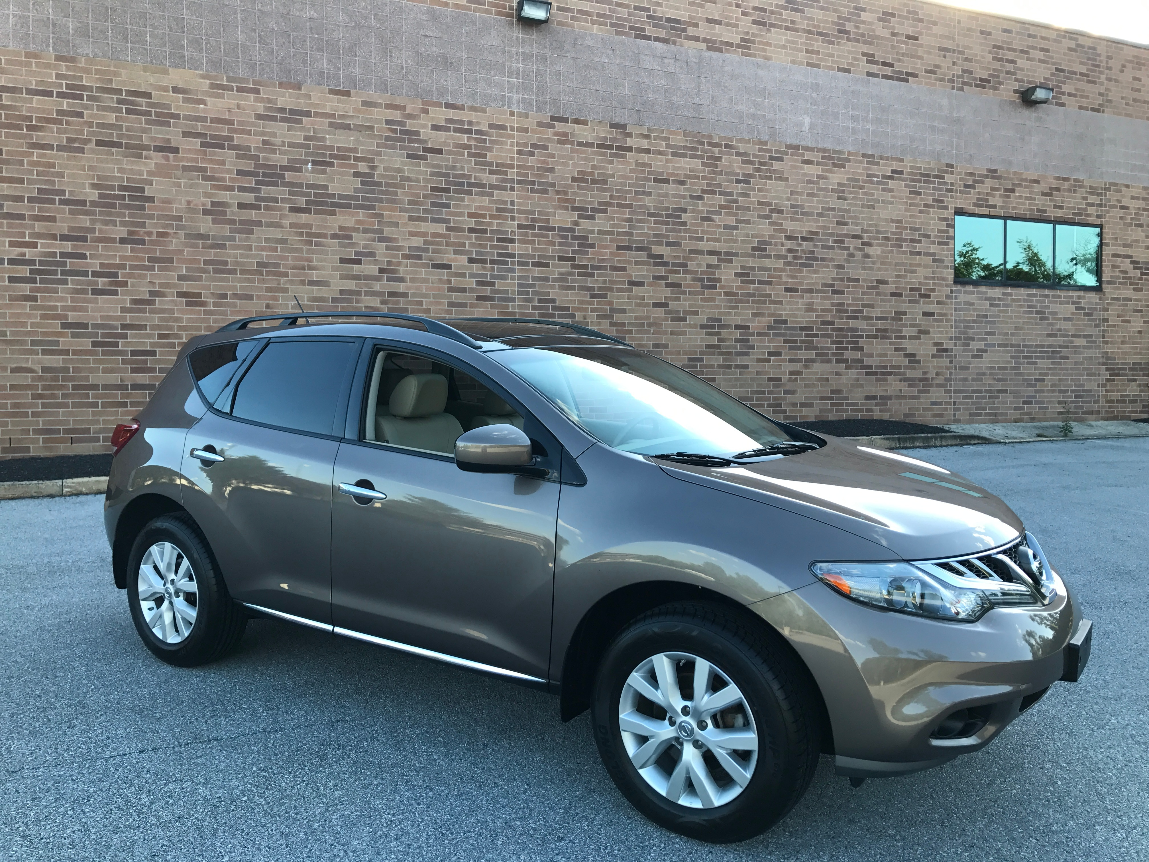 2014 Nissan Murano SL AWD Leather/Heated Seats/Pano Roof/Rear Camera SUV