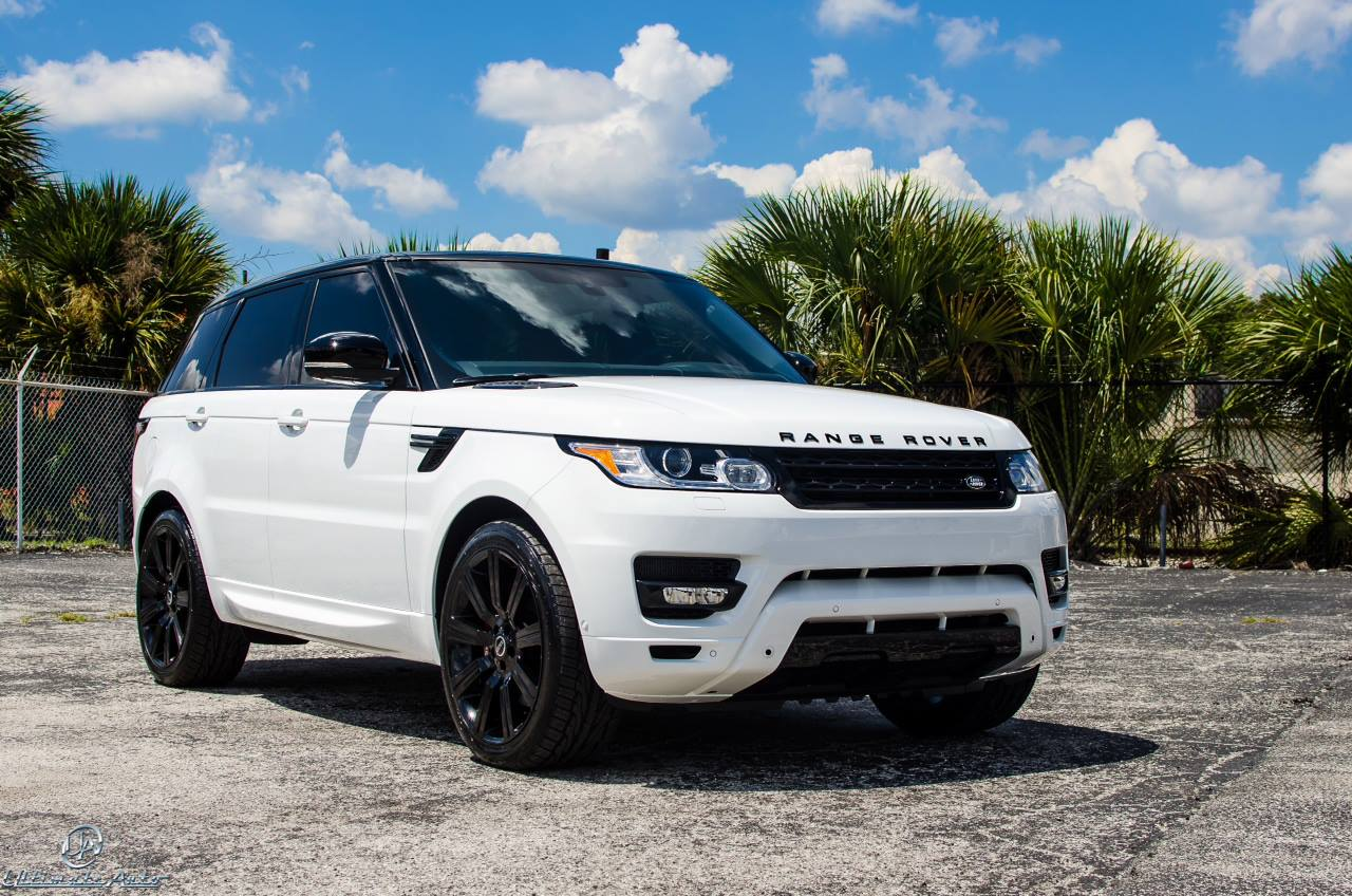 2014 Range Rover Sport Review Land Rover West Chester