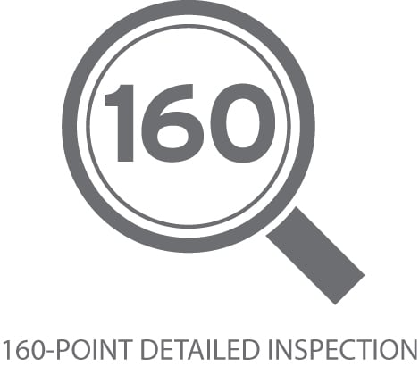 160 Point Detailed Inspection