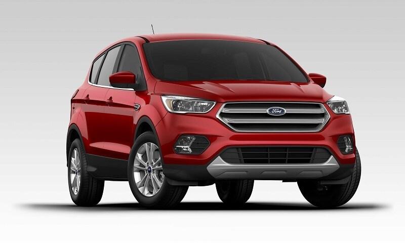 Compare 2017 Ford Escape vs 2017 Nissan Rogue near Orlando
