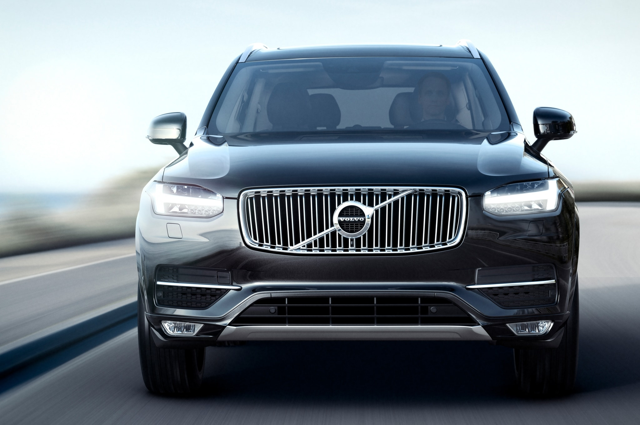 Xc90 information and specifications