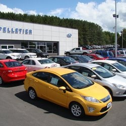 About & About Pelletier Ford | A Ford Dealership in Fort Kent markmcfarlin.com