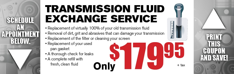Transmission Flush Service Phoenix Car Repair Service