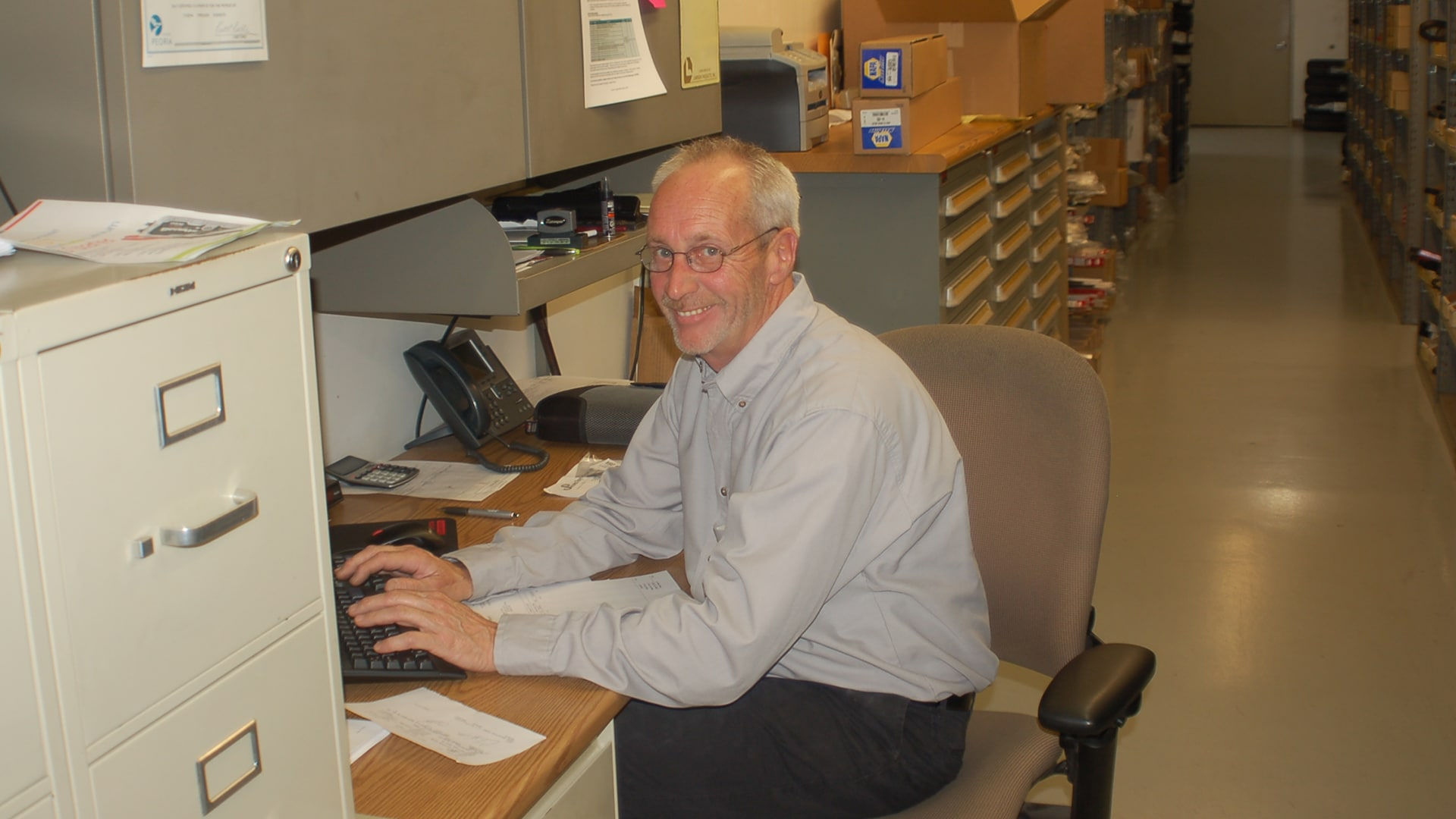 Photo Of Steve Gibson, Toyota Service Department In Peoria, IL - Peoria Toyota Scion