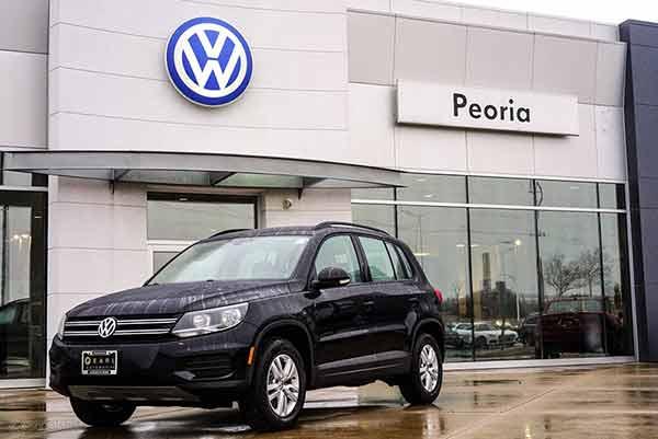 volkswagen  peoria   vw cars parts service  peoria illinois