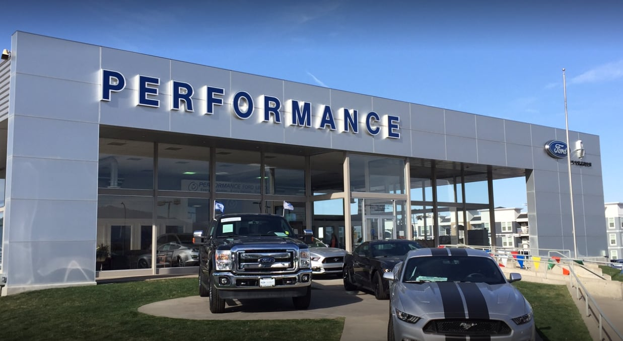 Performance Ford Bountiful >> Performance Ford Lincoln Bountiful New Ford And Used Car Dealer Utah