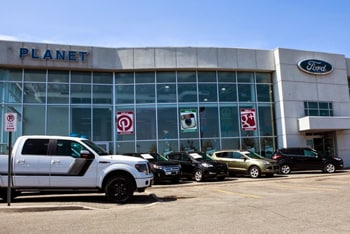 Performance Planet Ford