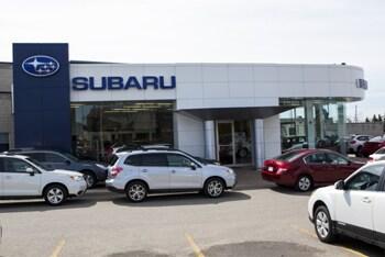 Subaru of Brampton