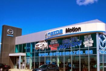 Motion Mazda