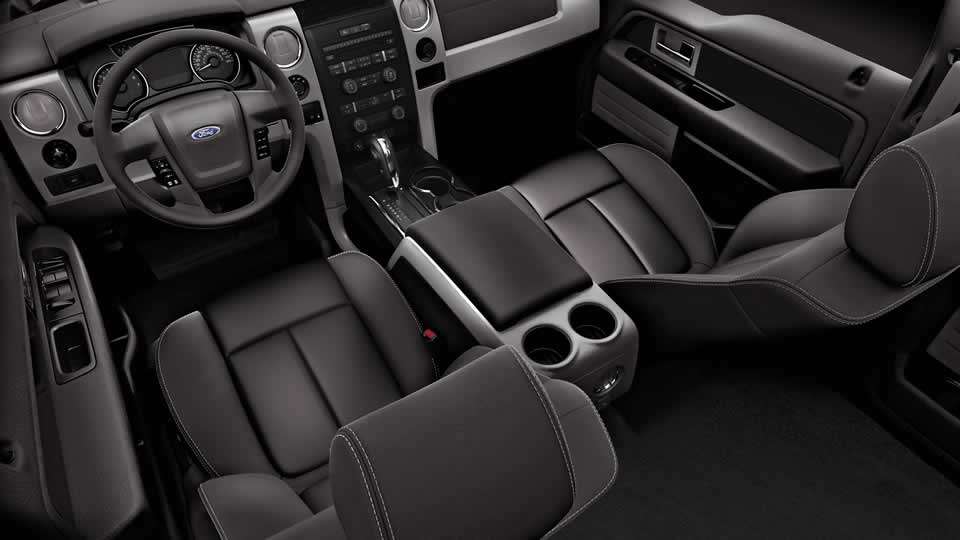 ford truck f150 interior images