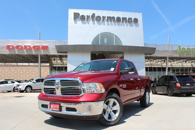About Performance Chrysler Jeep Dodge Ram of Lincoln
