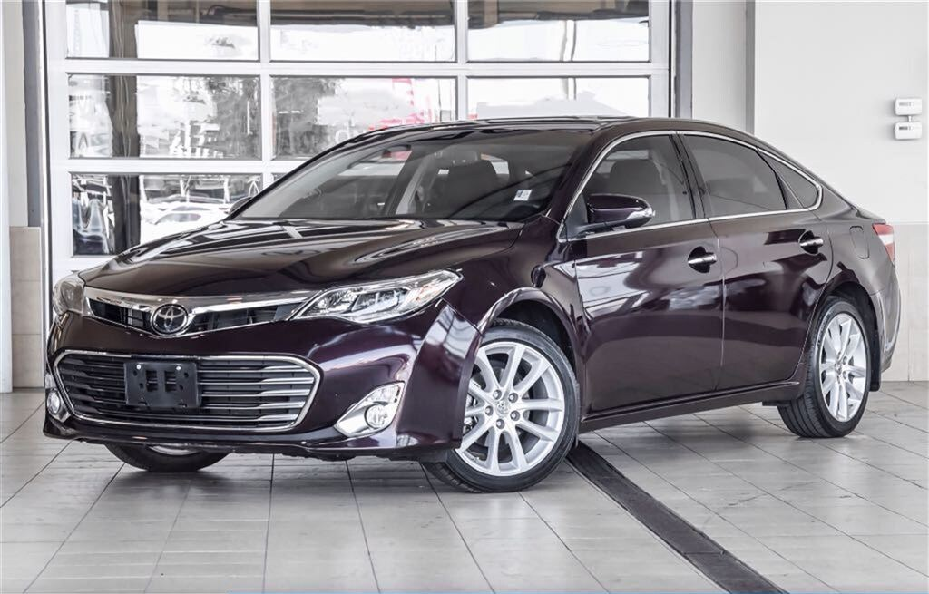 2014 Toyota Avalon Limited - One Owner