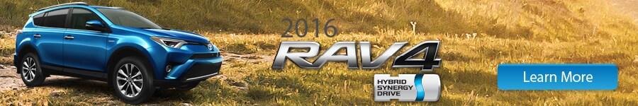 2016 Toyota RAV4 Hybrid - Performance Toyota