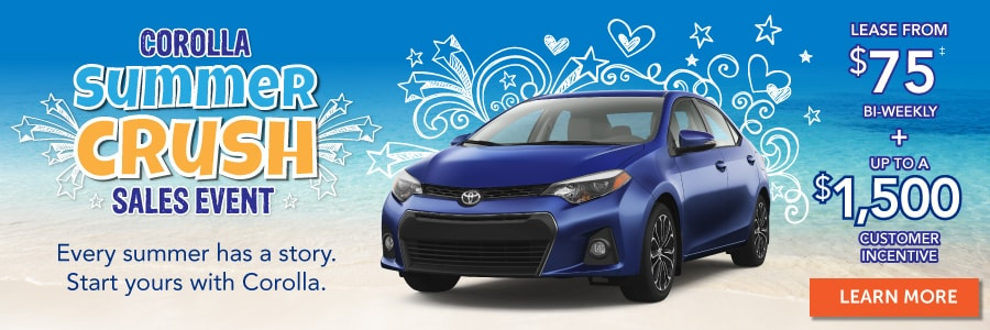Performance Toyota St Catharines New And Used Cars