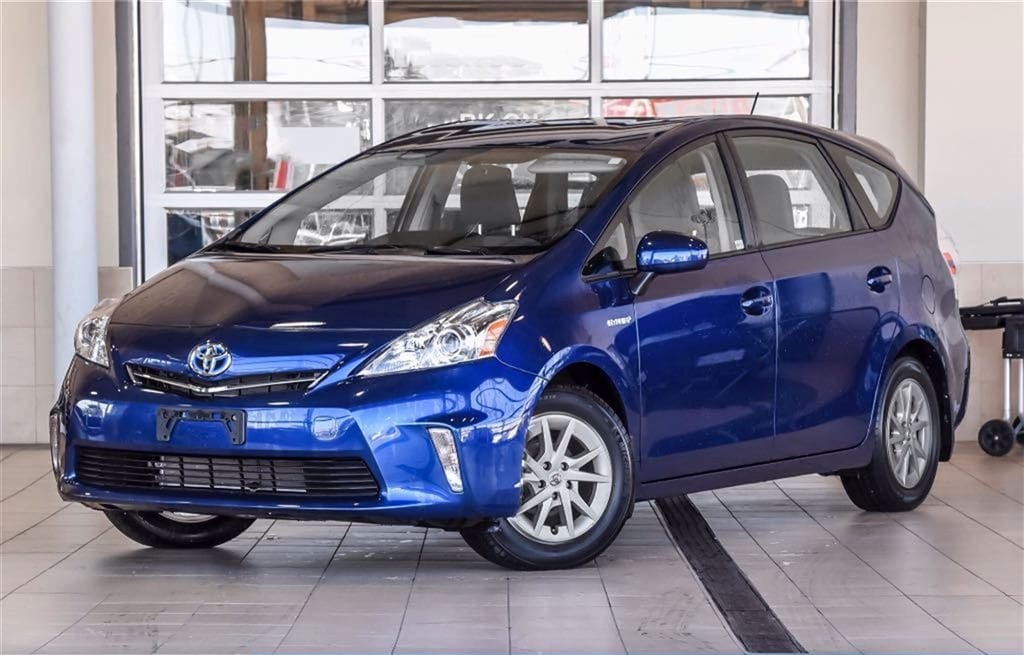 2012 Toyota Prius v - One Owner