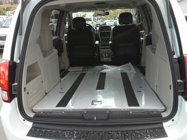 Ram c/v tradesman load floor options