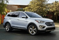 2016 Hyundai Santa Fe near Easton