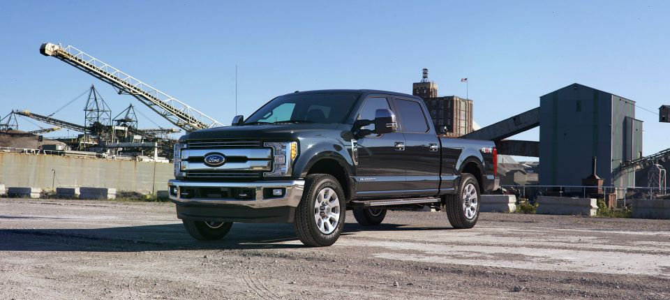2017 Ford Super Duty in Colorado Springs at Phil Long