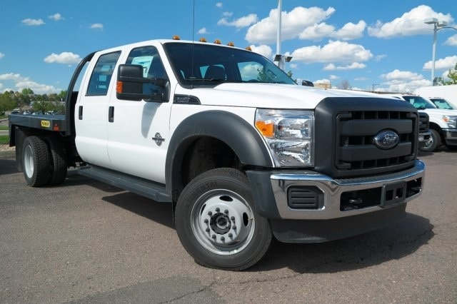 Phil Long Ford Denver >> New 2016 Ford F550 Chassis Truck in Denver at Phil Long