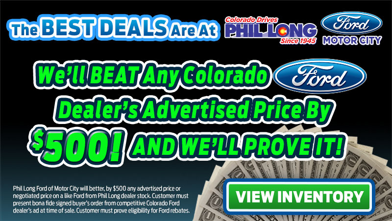 ford car deals in colorado springs