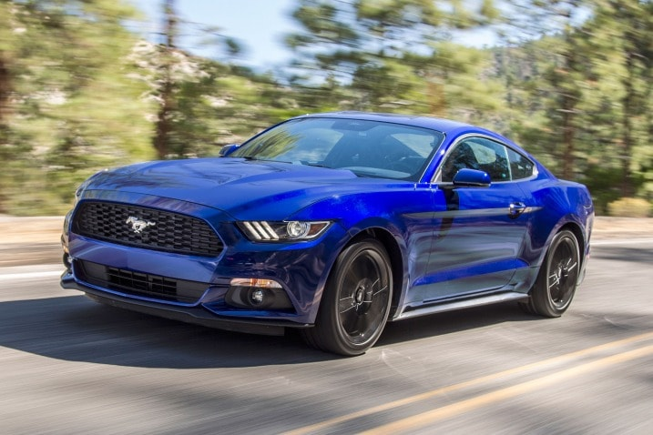 2017 Ford Mustang in Colorado Springs