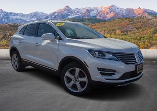 2016 Lincoln Mkc In Colorado Springs At Phil Long