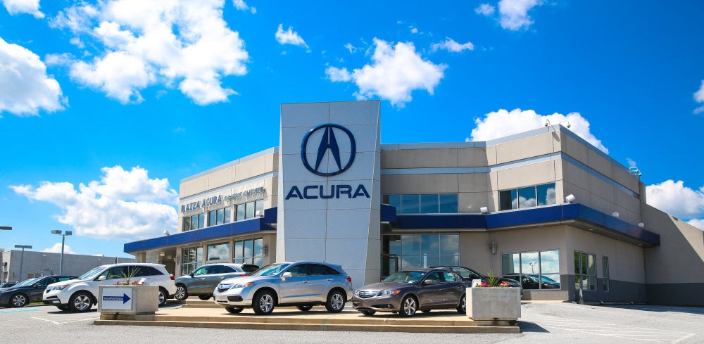 About Piazza Acura Of West Chester New Acura And Used Car Dealer - Acura dealers in pa