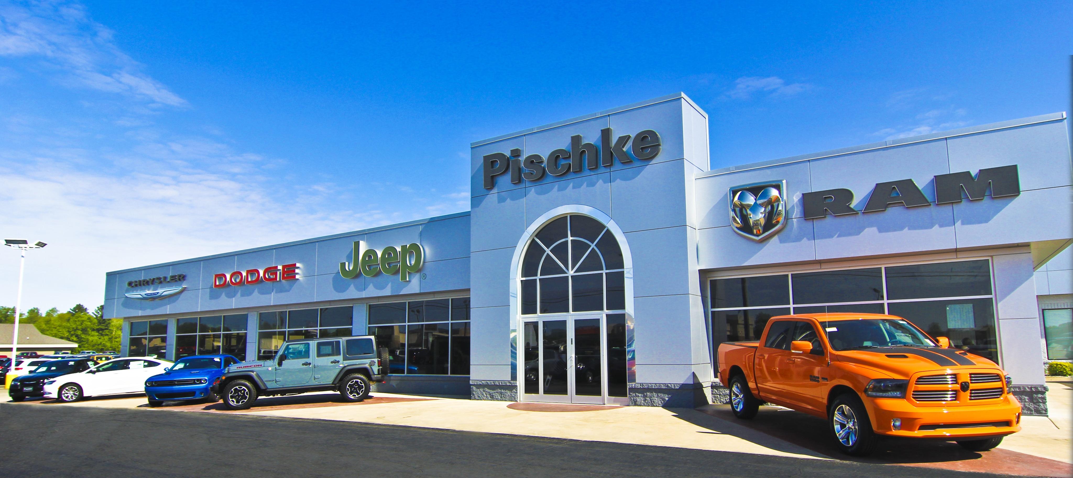 new used car dealership pischke motors of west salem