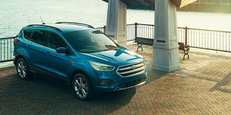 New 2017 Ford Escape for sale in Pittsboro NC