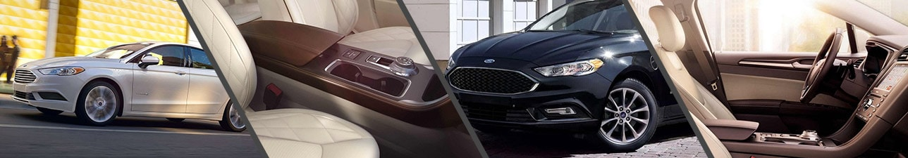 New Ford Fusion for Sale Pittsboro NC